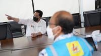 Menteri BUMN melakukan inspeksi mendadak ke PLN Unit Induk Pusat Pengatur Beban (UIP2B), yang berkedudukan di Gandul, Cinere, Depok, Jawa Barat, Selasa (6/7).
