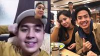6 Momen Kedekatan Nagita Slavina dan Jerome Polin, Bantu Ngidam Virtual (sumber: YouTube Rans Entertainment Instagram/jeromepolin)