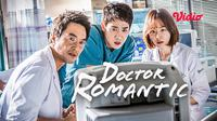 Serial drama Korea Doctor Romantic kini bisa ditonton streaming di Vidio. (Sumber: Vidio)