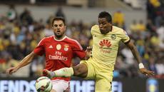 Setelah bermain imbang tanpa gol hingga 90 menit waktu normal, Benfica berhasil mengalahkan Club America lewat drama adu penalti dengan skor 3-4.