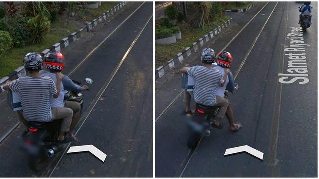 100+ Gambar Pocong Google Street View