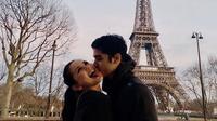 Al Ghazali dan Alyssa Daguise. (alyssadaguise/instagram)
