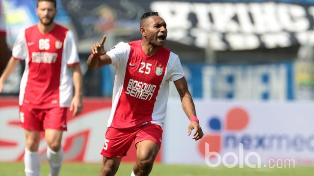 Titus Bonai, PSM Makassar, Bola.com