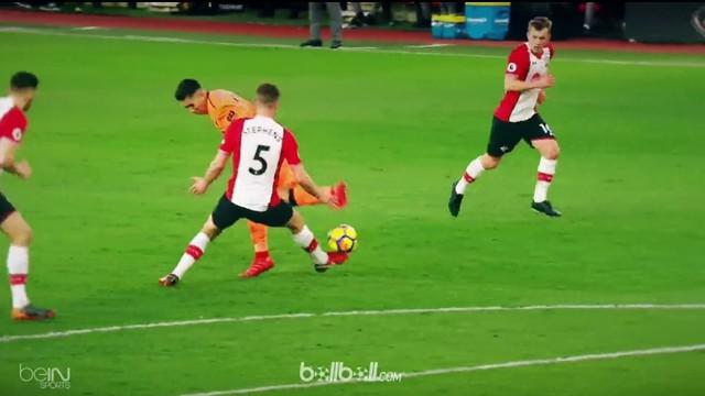 Berita video trik-trik sepak bola yang mengesankan tercipta pada bulan Februari di Premier League 2017-2018. This video presented by BallBall.