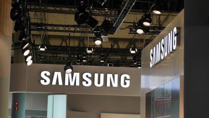 Samsung logo (androidauthority.com)