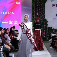 Koleksi Jenahara di Fimela Fest 2018. (Daniel Kampua/Fimela.com)
