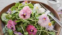 Berikut lima jenis bunga dengan penampilan cantik dan nikmat untuk dikonsumsi. (Foto: Istockphoto)