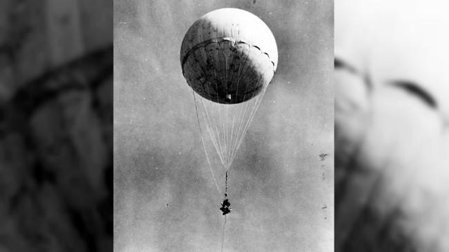 Balon bom kiriman pasukan Jepang ke Amerika Utara. (Sumber defense.gov)