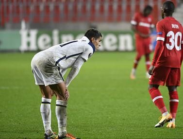 Gareth Bale Tak Berdaya, Tottenham Tumbang di Markas Antwerp