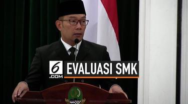 Gubernur Ridwan Kamil melantik dewan pendidikan Jawa Barat periode 2019-2024. Salah satu tugas terdekatnya adalah mengevaluasi Sekolah Menengah Kejuruan. Apa alasannya?