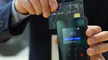 Ilustrasi Fintech, Fintek, e-Payment, Pembayaran Elektronik
