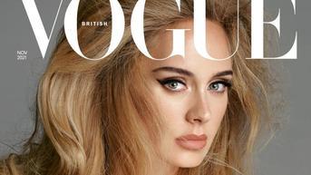 Efek Adele di Sampul Vogue Inggris, Penjualan Korset Meningkat Drastis