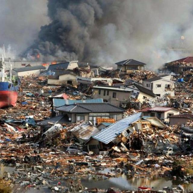 Kena Gempa Dan Tsunami Dahsyat Industri Asuransi Jepang Meradang Bisnis Liputan6 Com