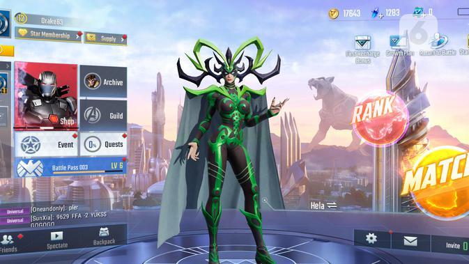 Marvel Super Wars. (Liputan6.com)