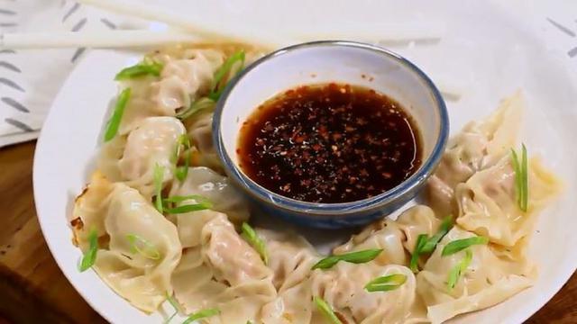 Resep Gyoza Ayam Makanan Sehat Dan Praktis Ramadan Liputan6 Com