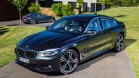 BMW  membangun Seri 5 dari basis platform Clar milik Seri 7.