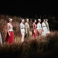 Intip rangkaian koleksi Hian Tjen dalam rangka 10 tahun perjalanannya di industri fashion (Foto: Hian Tjen)