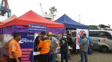 XL Axiata dukung proses evakuasi Sriwijaya Air SJ182