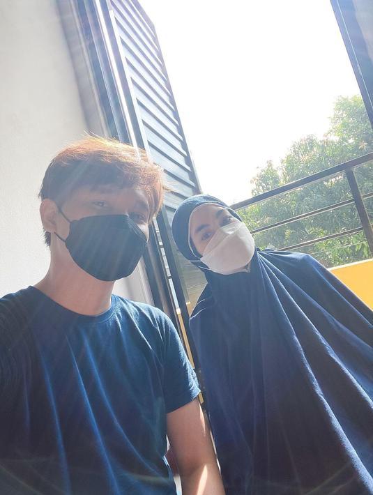 Anisa Rahma dan Anandito Dwi Sepdiawan (Instagram/anisarahma_12)
