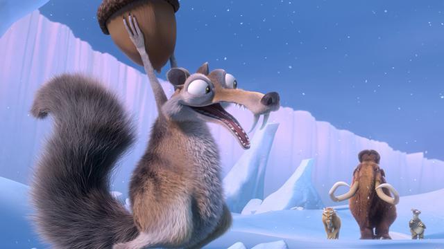 42+ Gambar Animasi Hewan Tupai HD Terbaik