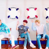 Fresh dan colorful, WINNER sukses memikat fans dengan single Ah Yeah. (Foto: Twitter winnercity)