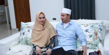 Kartika Putri dan Habib Usman Bin Yahya (Daniel Kampua/© Fimela.com)