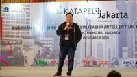 Program Katapel Jakarta pada 20-23 Desember
