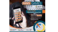 Pantau Genpi.co, undian berhadiah Fans Games dimulai minggu ini.