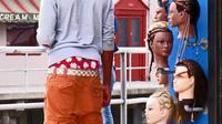 Celana baggy segera dilarang di Carolina Selatan, Amerika Serikat. (Photo: AP)