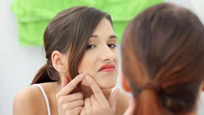25 Cara Menghilangkan Jerawat Di Wajah Secara Cepat Dan Alami Beauty Fimela Com