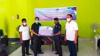 KKP kembali memberikan bantuan kepada Kelompok Masyarakat Penggerak Konservasi (KOMPAK) di Kawasan Konservasi Perairan Nasional (KKPN) Taman Wisata Perairan (TWP) Gili Matra.