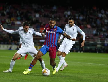 La Liga Spanyol Barcelona vs Granada