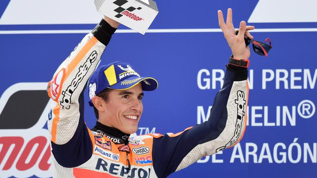 The 2019 MotoGP Champion, Here Are Marc Marquez's Records Throughout His Career