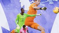 Premier League - Emiliano Martínez, Edouard Mendy, Ederson (Bola.com/Adreanus Titus)