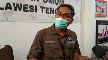 ketua KPU Prov. Sulteng, Tanwir Lamaming