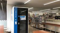 Telecube, sebuah ruang kerja/kantor seukuran bilik telepon, marak bermunculan di seluruh Jepang menyusul permintaan akan ruang kerja publik yang terus melonjak saat pandemi COVID-19 (Telecube / Mitsubishi Estate)