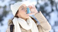 Ilustrasi asma (Sumber: Istockphoto)