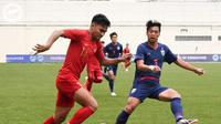 Pelatih Alexander Gama menyebut Thailand sebenarnya bisa tampil lebih baik lagi dan menang dengan skor lebih dari 2-1 melawan Timnas Indonesia U-23. (dok. FAS)