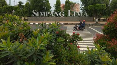 Tahun Baru di Semarang? Cek Pengalihan Arus Jalan