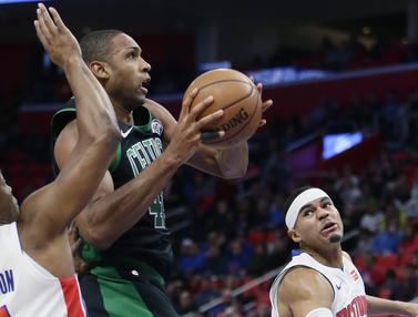 NBA, Detroit Pistons, Boston Celtics