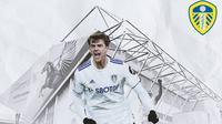 Leeds United - Patrick Bamford (Bola.com/Adreanus Titus)