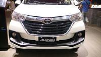 Toyota Avanza Limited dijua hanya 150 unit di GIIAS 2017. (Herdi Muhardi)