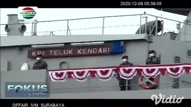 Dalam rangka memperingati Hari Armada RI Ke-75 tahun pada hari Senin (7/12) dilaksanakan di Dermaga II Selat Madura, Ujung Surabaya. Selain itu, Kepala Staf Angkatan Laut yakni Laksamana TNI Yudo Margono, juga meresmikan enam unit KRI.
