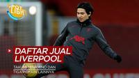 Berita video spotlight kali ini membahas tentang empat pemain Liverpool yang akan dijual untuk mendapatkan pemain baru.