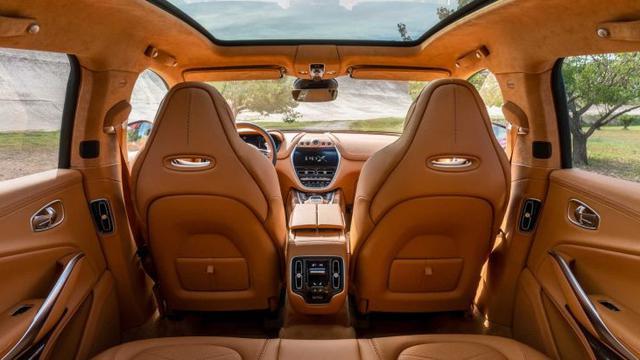 Ini Bocoran Harga Dan Penampakan Aston Martin Dbx Otomotif Liputan6 Com