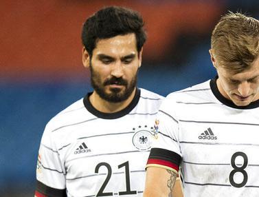 Ditahan Imbang Swiss, Jerman Masih Belum Mampu Petik Kemenangan di UEFA Nations League