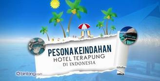 Pesona Keindahan Hotel Terapung di Indonesia