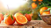 Ilustrasi jeruk (iStock)