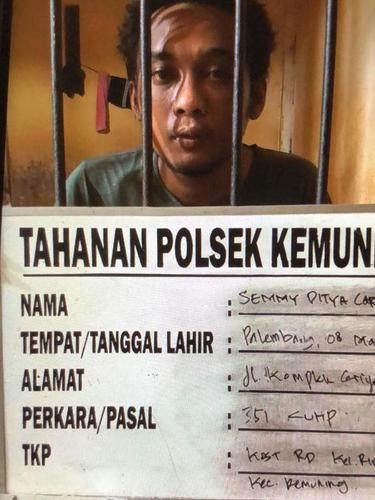 Tak Bayar Jasa Kencan, Pria di Palembang Kabur dalam Keadaan Bugil