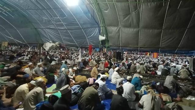 Ijtima Dunia di Gowa Batal, Jemaah Tablig Bakal Dipulangkan ...